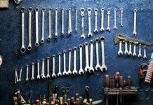 narzędzia klucze