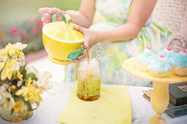 Sklep z herbatą, herbaciarnia